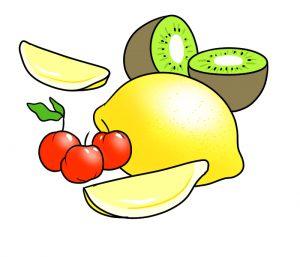 果物と摂取